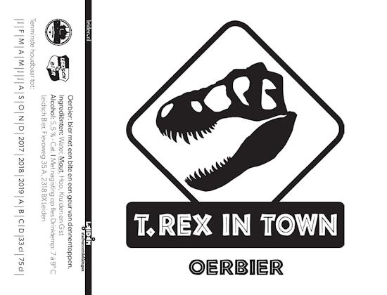 T.Rex in Town Oerbier, 2016