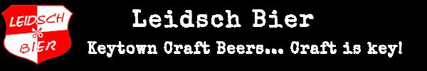 Leidsch Bier